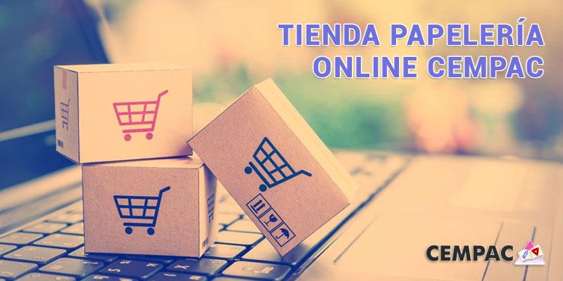 Tienda Papelería Online