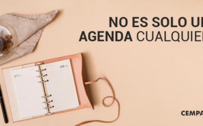 No es solo una agenda cualquiera