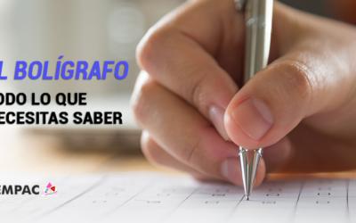 El Bolígrafo: Todo Lo Que Necesitas Saber