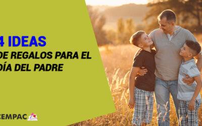 4 Ideas De Regalos Para El Día Del Padre